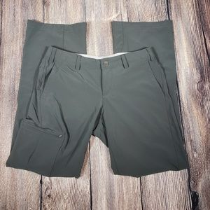 REI Sahara roll up pants 4 petite